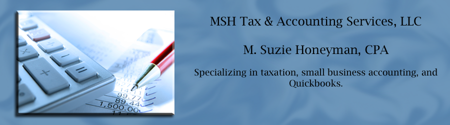 header picture and title of MSH tax